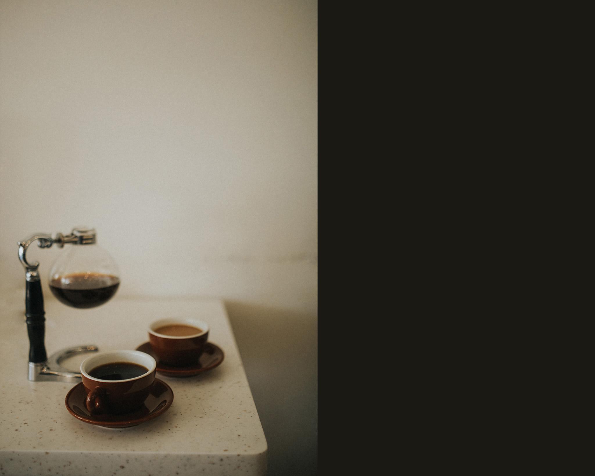 April 23: The neighborhood coffee shop,  J. René,  is something special.