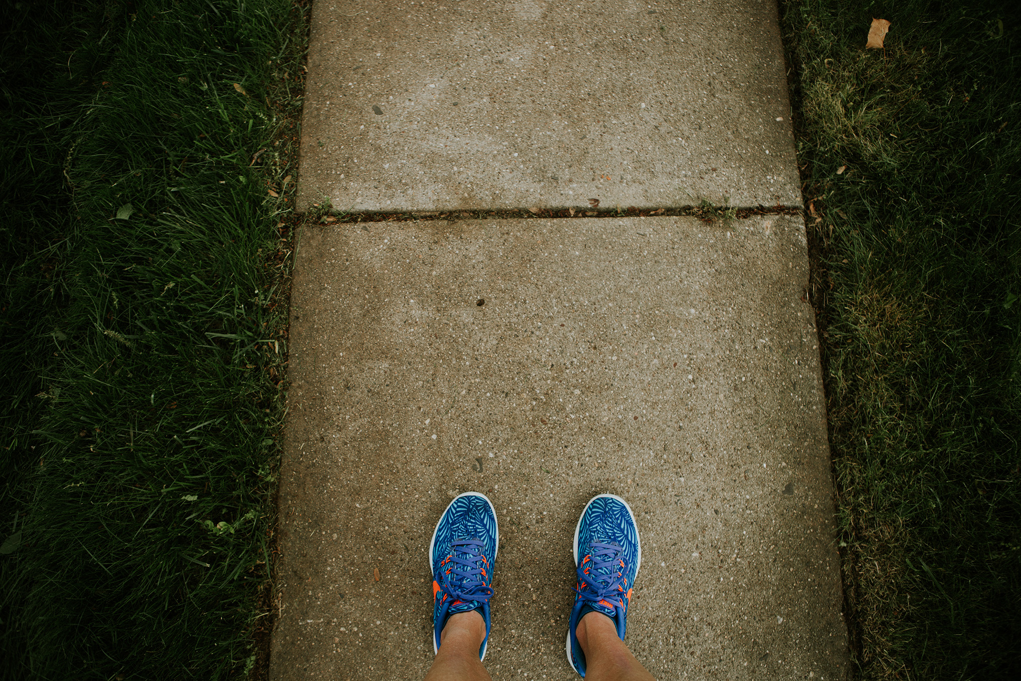 June 8: Running in June in Connecticut felt like heaven. Still hot some days but much, much cooler than my Texas self knew what to do with.