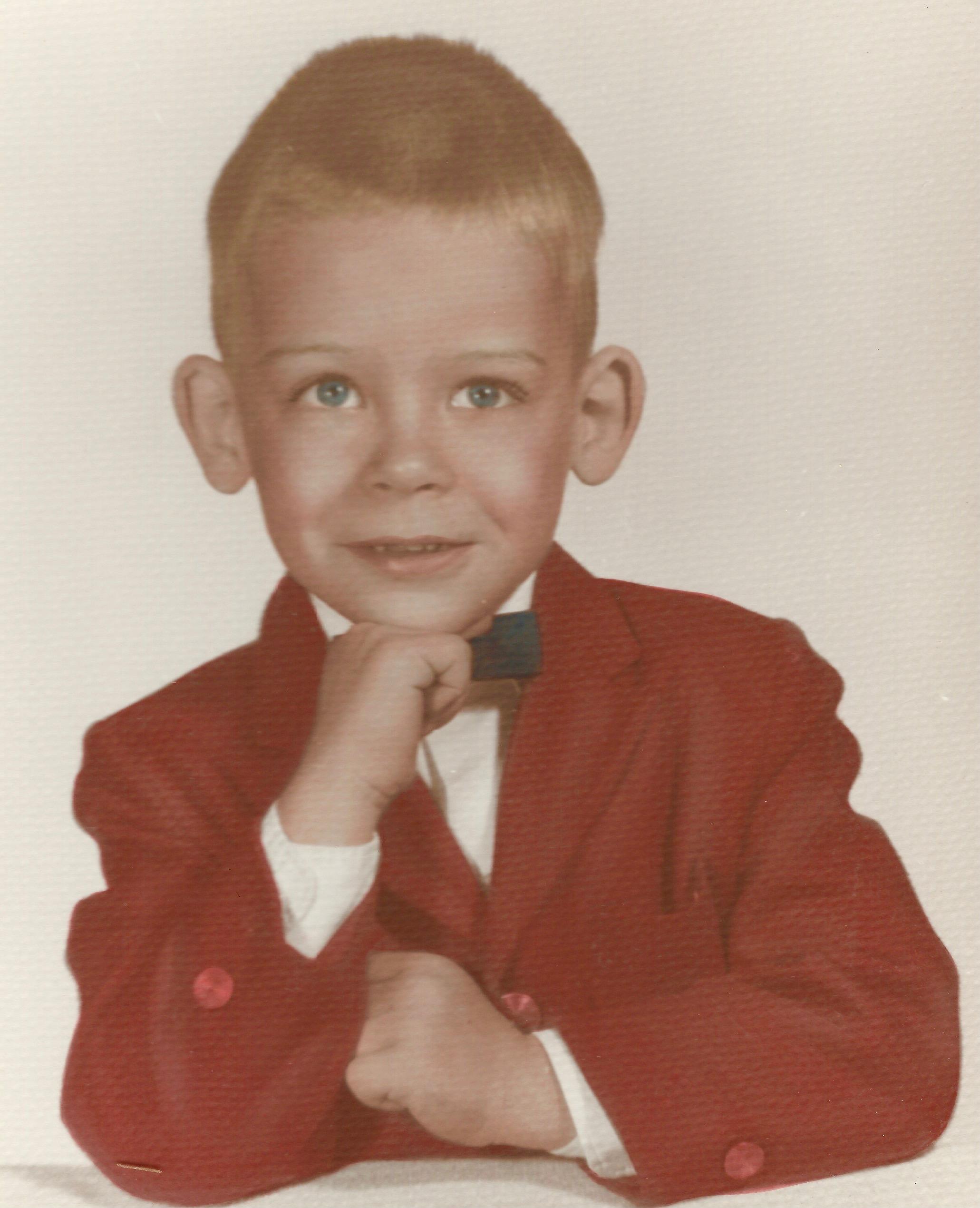 Young Rick Dallago