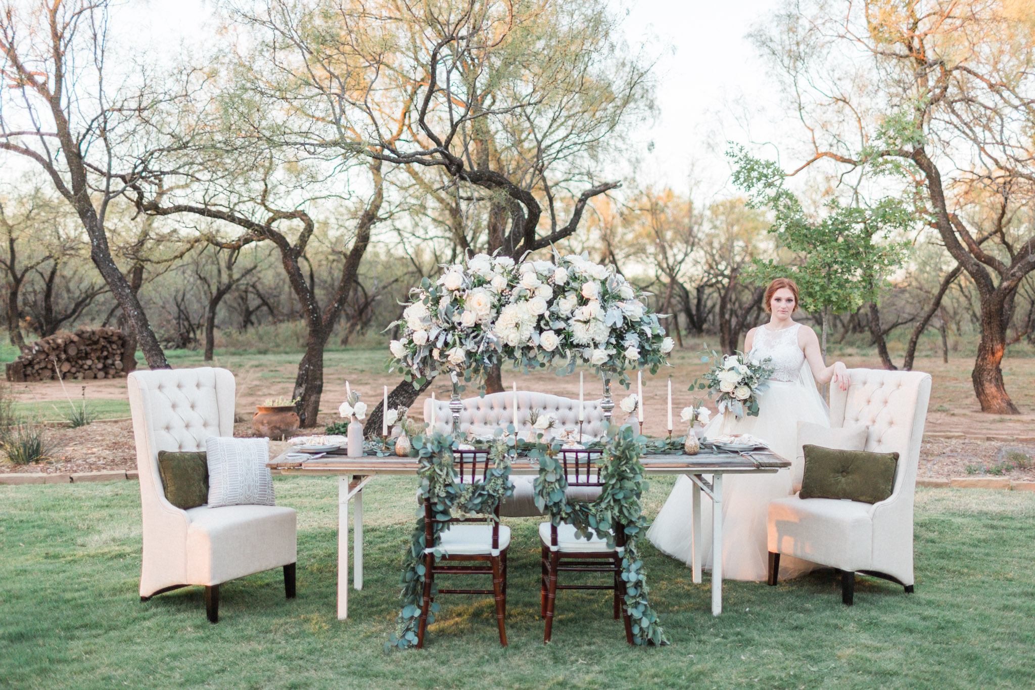 North Texas Styled Shoot Wedding Photos - Timeless Photography
