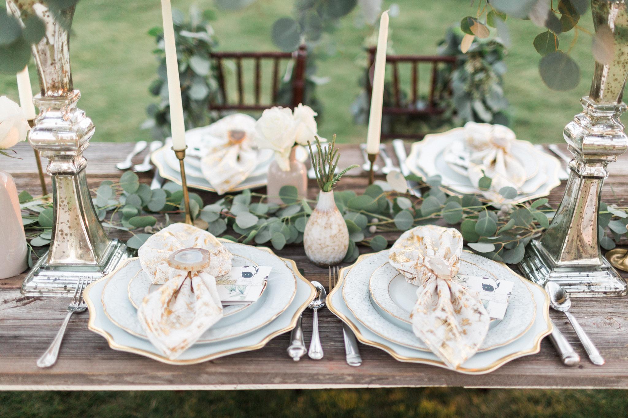 Wichita Falls, TX Styled Shoot Wedding Photos - Garden Photography
