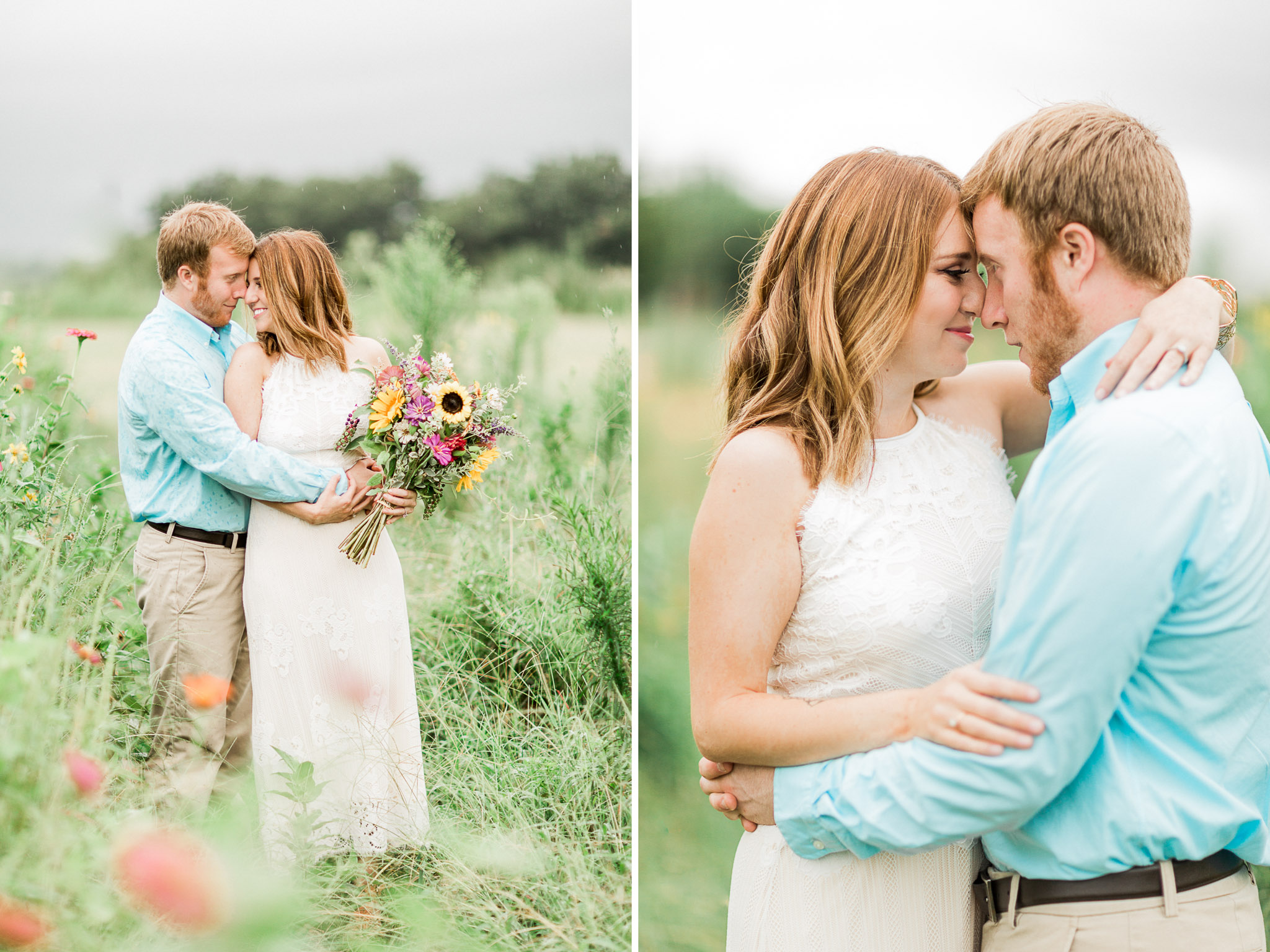 Wichita Falls, TX Engagement Photos - Fine Art Photography