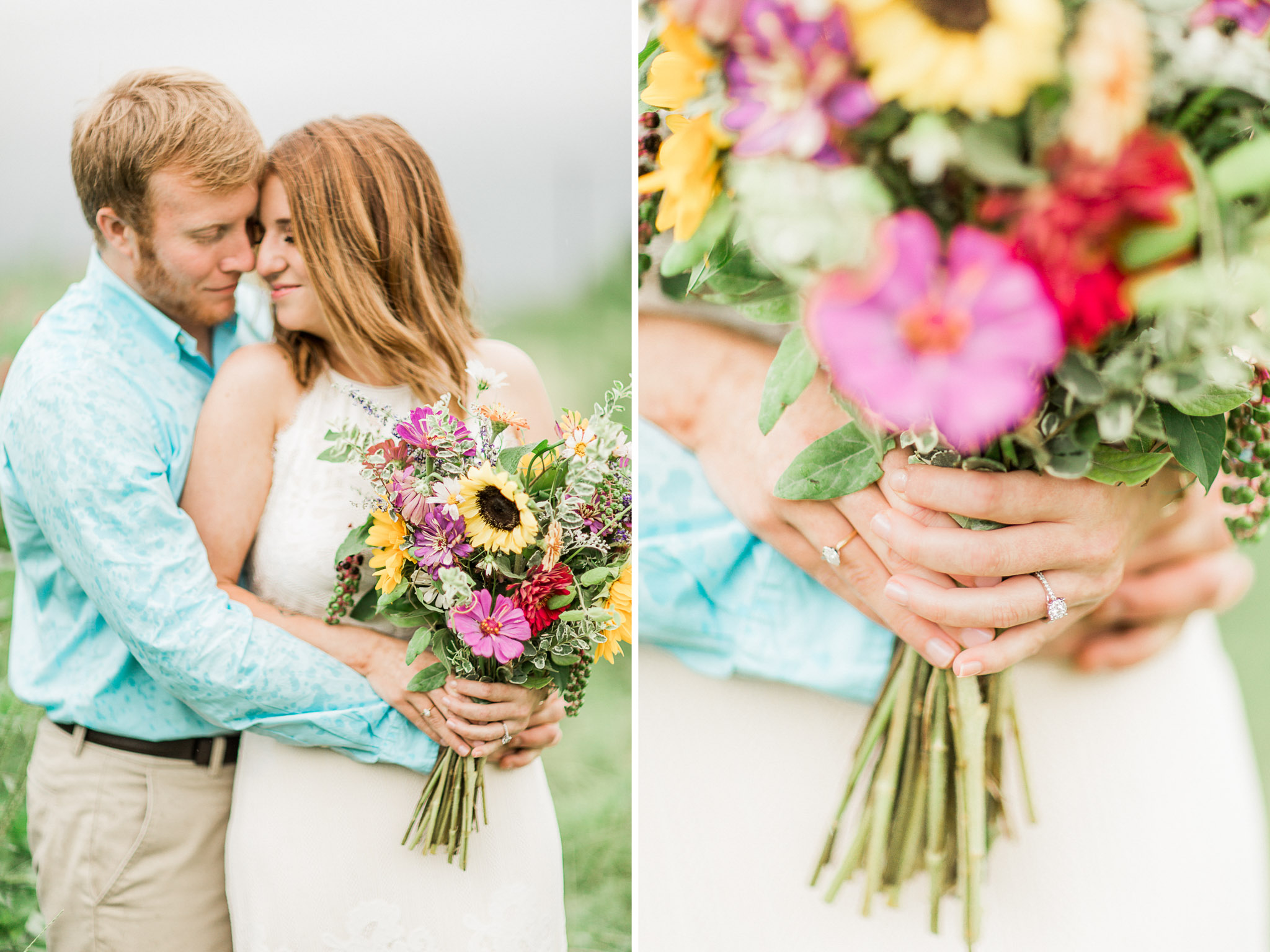 Burkburnett, TX Engagement Photos - Fine Art Photography