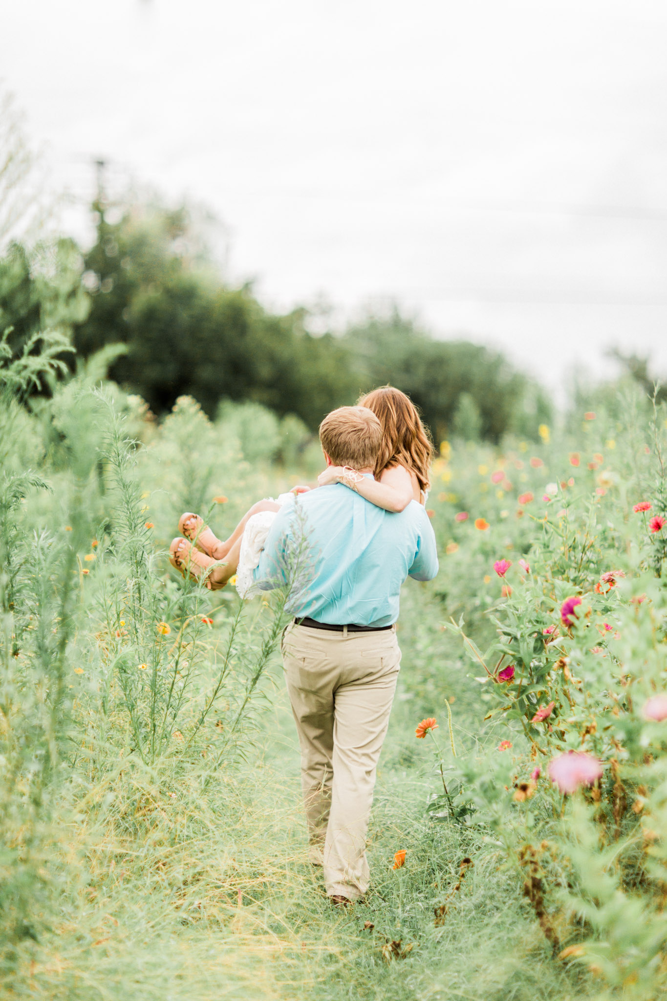 North Texas Engagement Photos - Elegant Photography