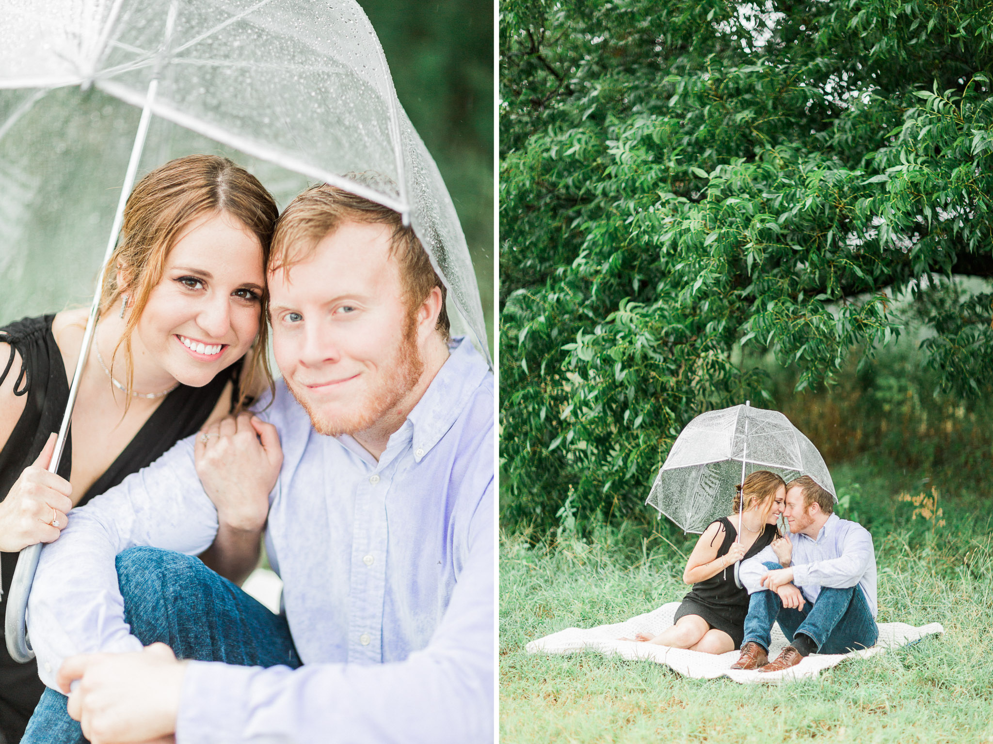 North Texas Engagement Photos - Timeless Photography