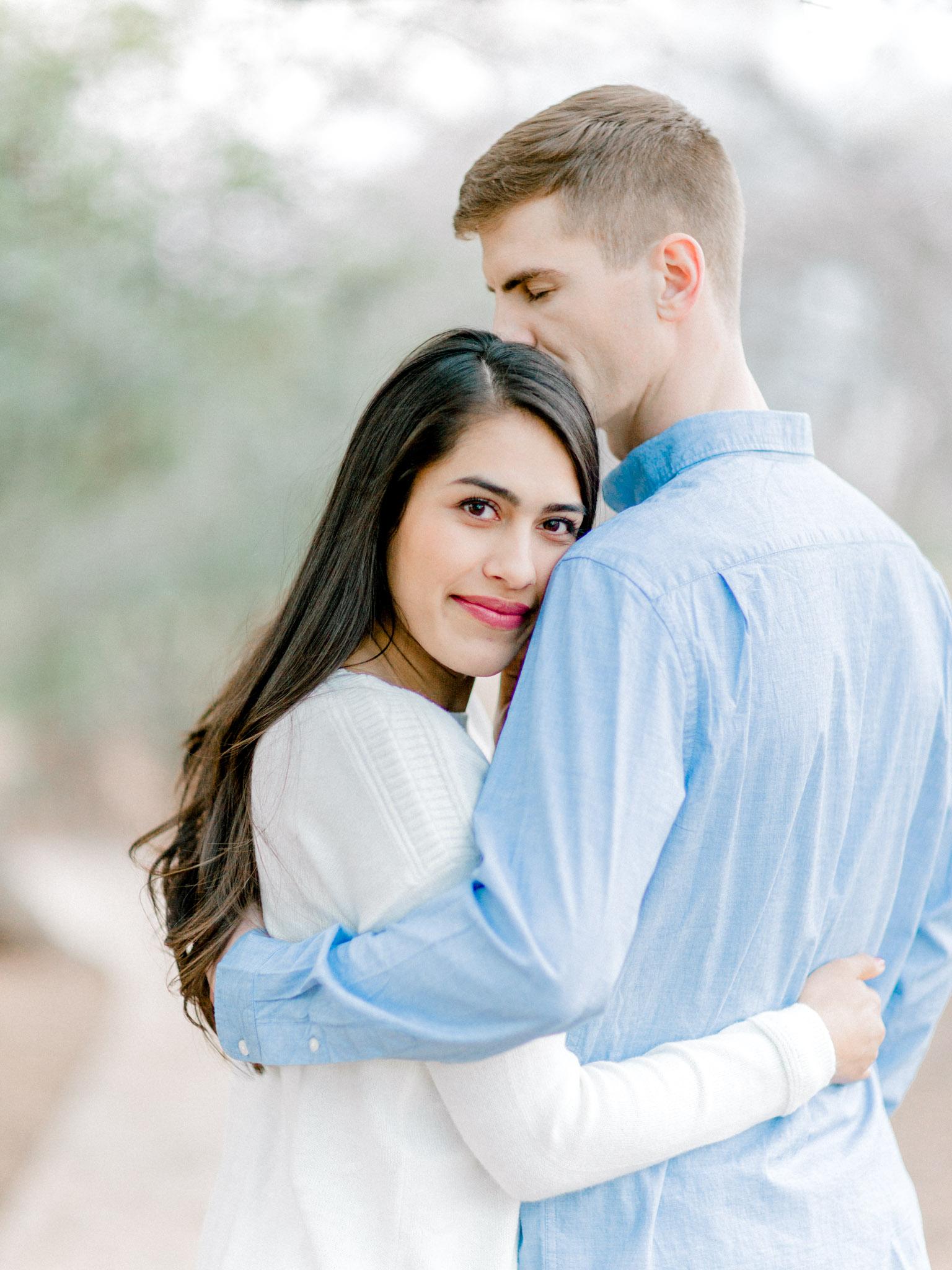 Wichita Falls, TX Engagement Bridal Photos - Fine Art Photography