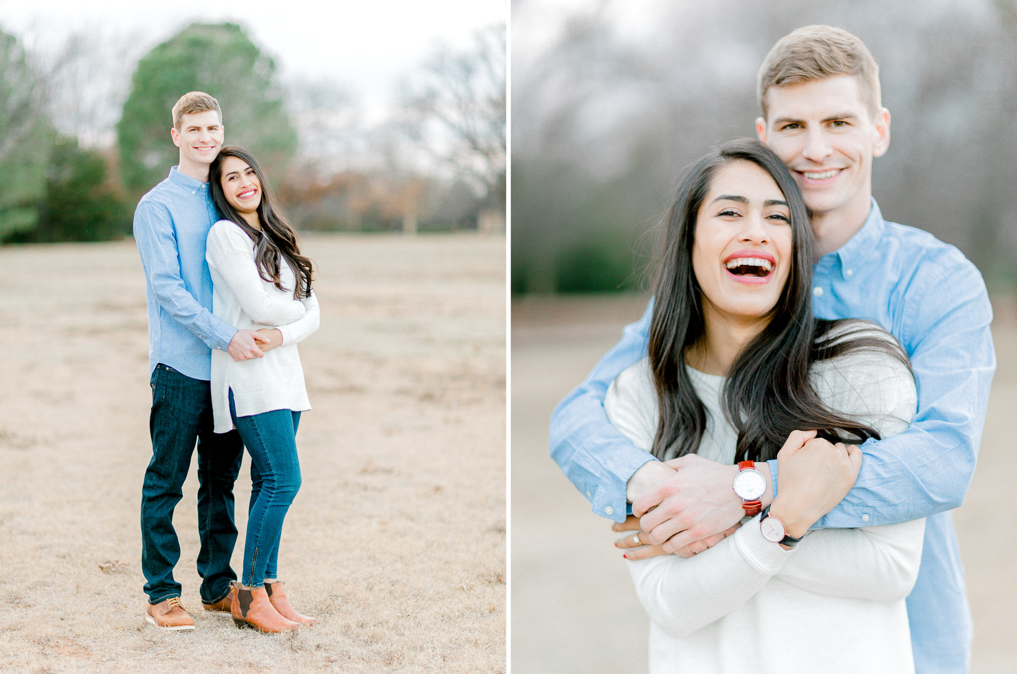 SAFB Engagement Photos - Timeless Photography
