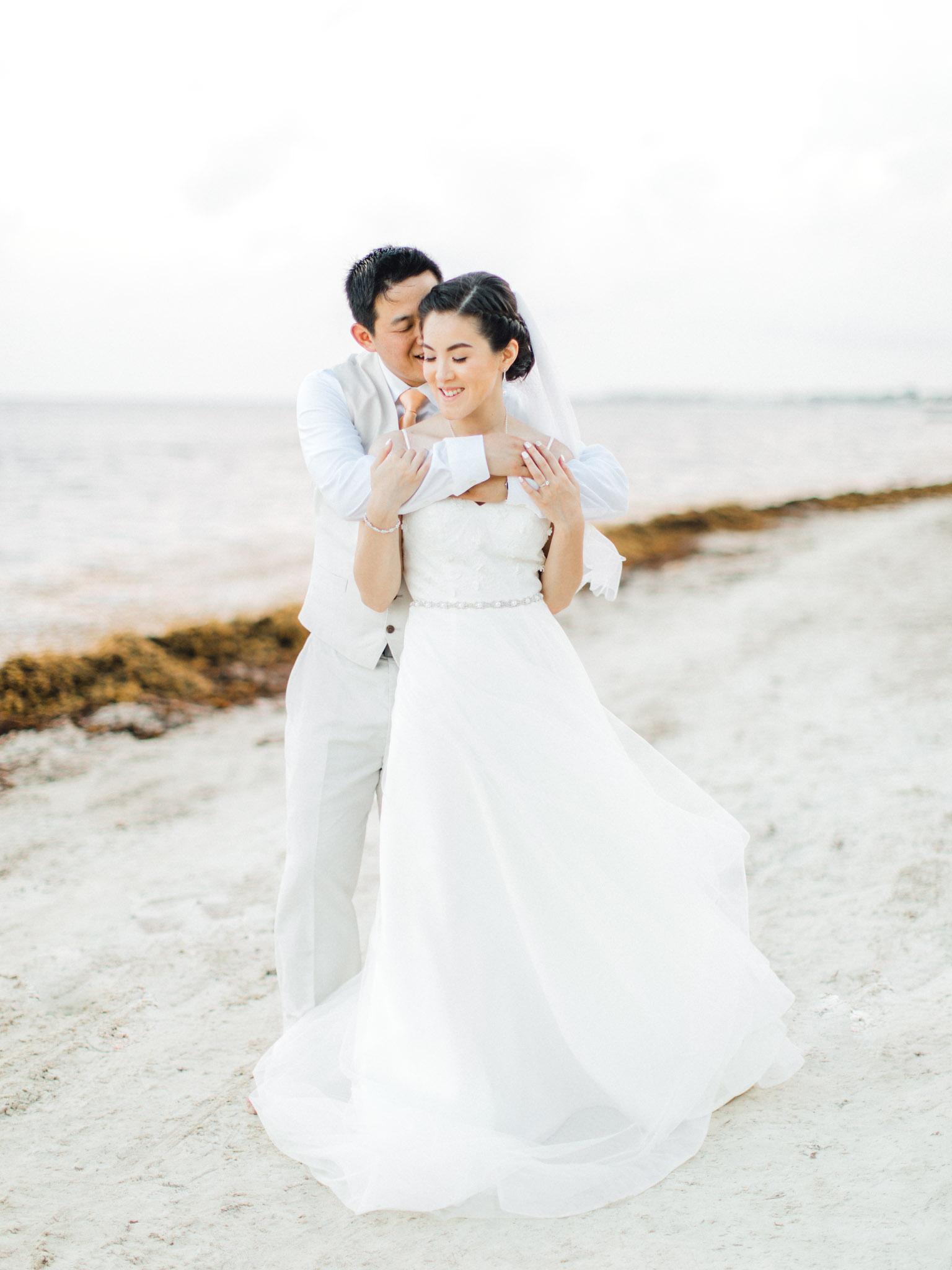 Cancun Mexico Wedding Photos - Fine Art Photography