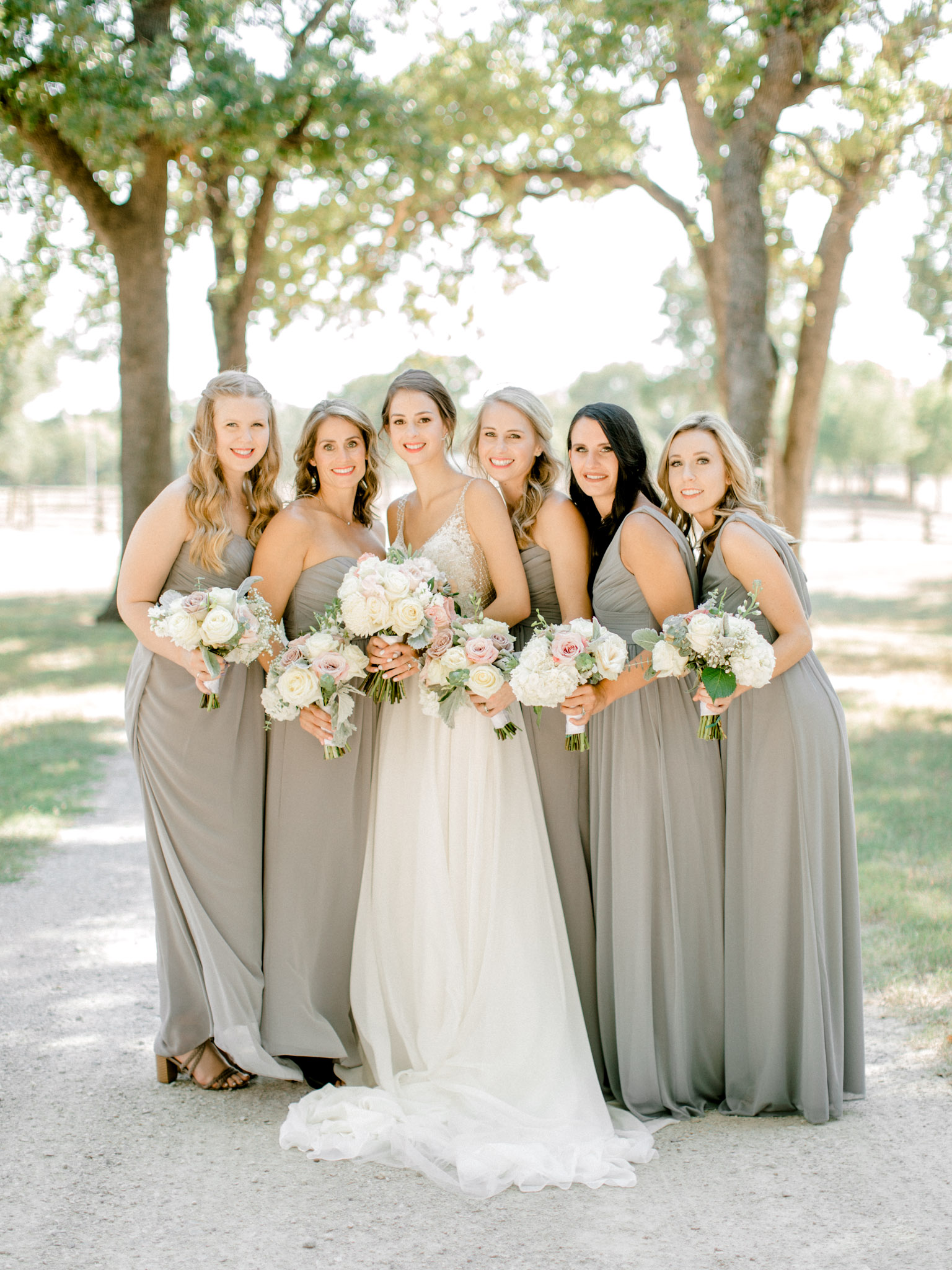 Honey Hollow Ranch Wedding Photos - Natural Light Photography