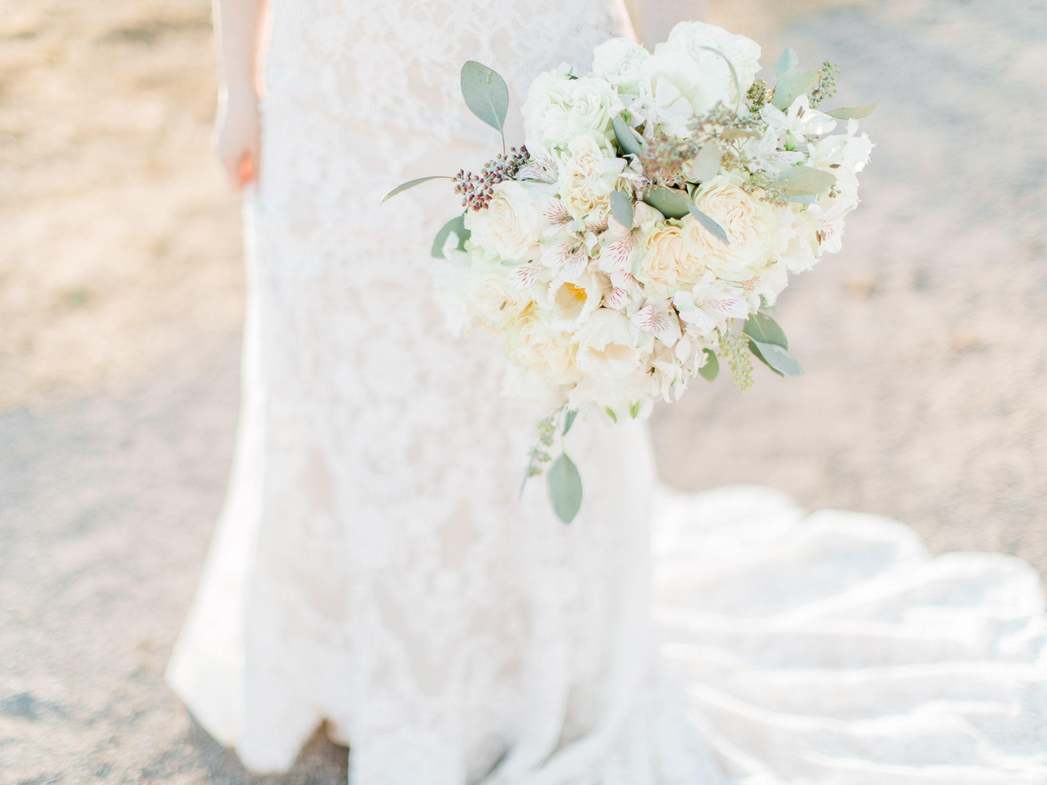 North Texas Bridal Wedding Photos - Natural Light Photography