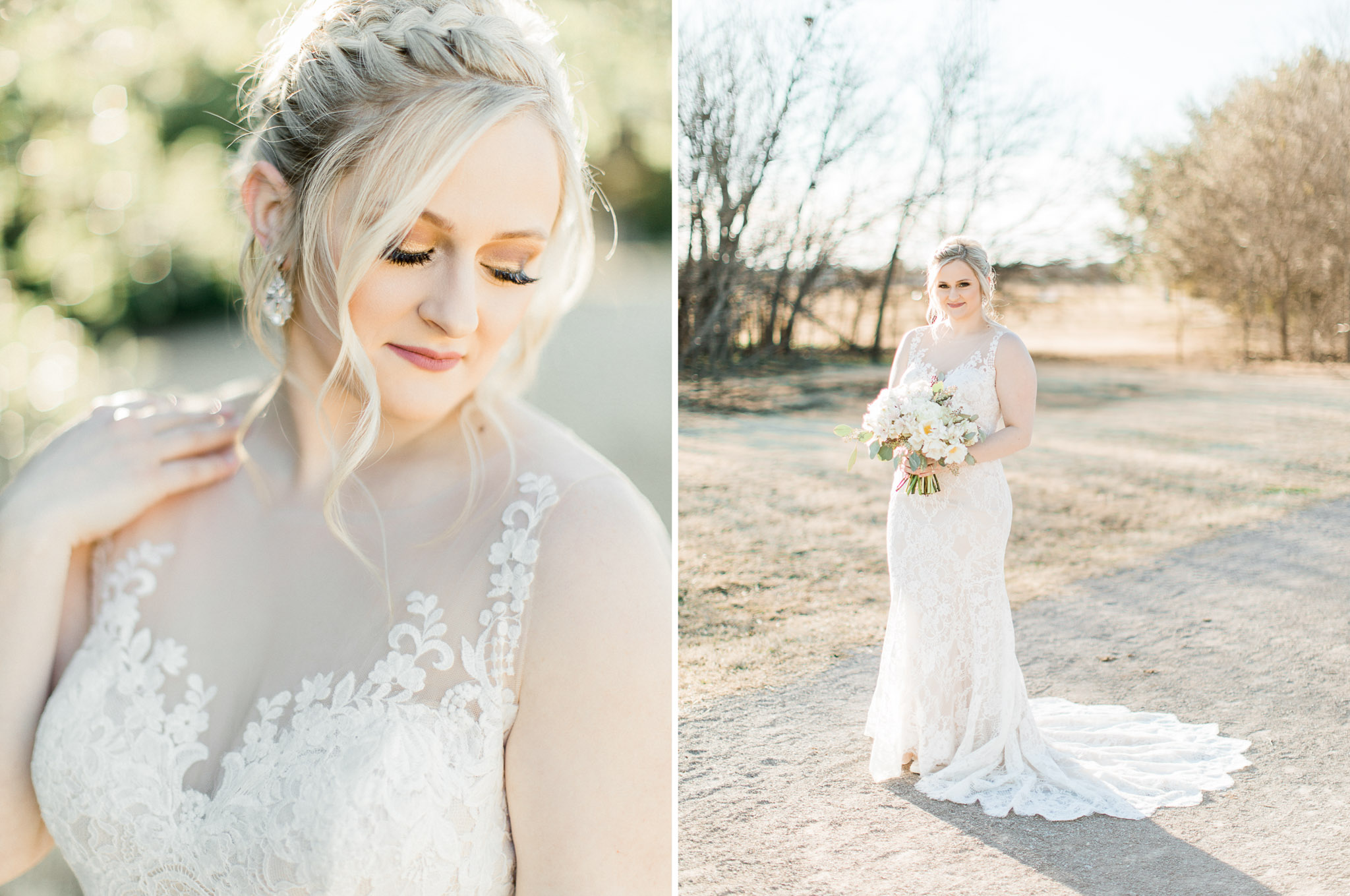 North Texas Bridal Wedding Photos - Fine Art Photography