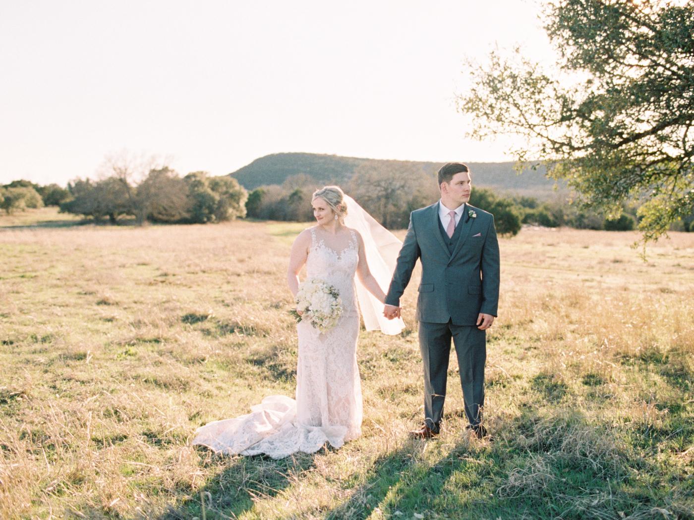 Wichita Falls, TX Wedding Photographer - Fine Art Film Photography