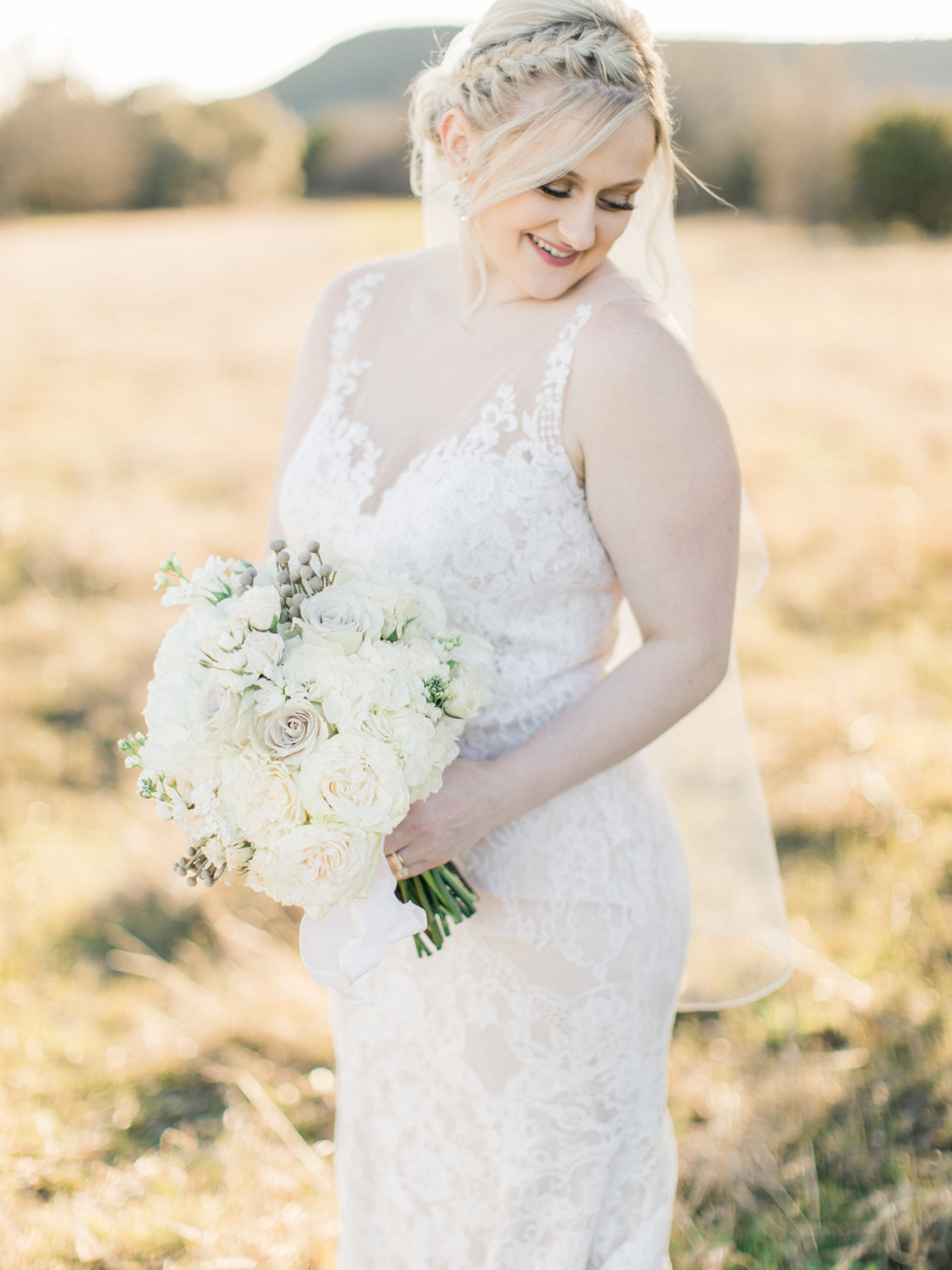 Wichita Falls, TX - Romantic Wedding Photos