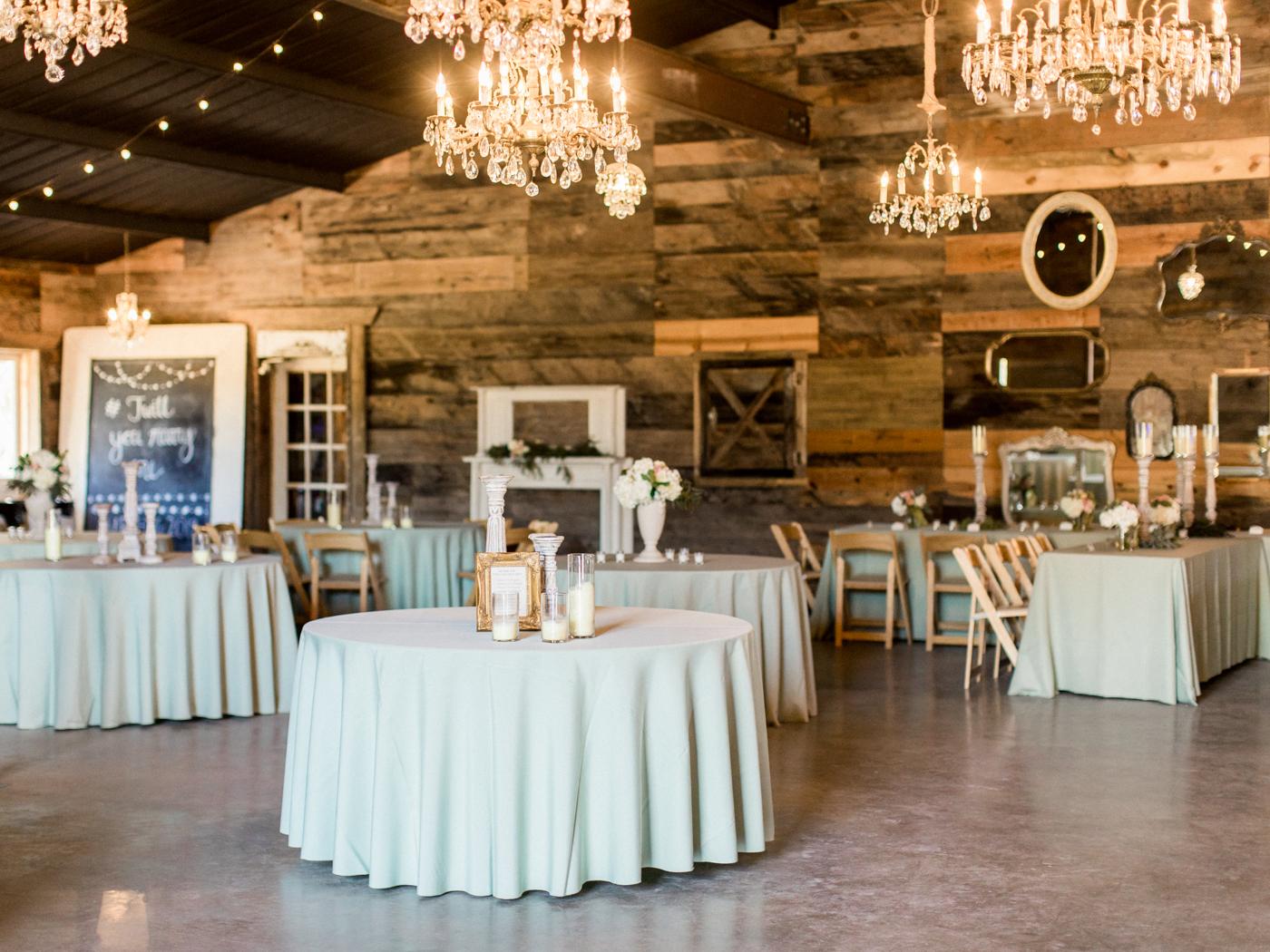 The Barn at Sparrow Creek Ranch Wedding Photos - Timeless Film Photography