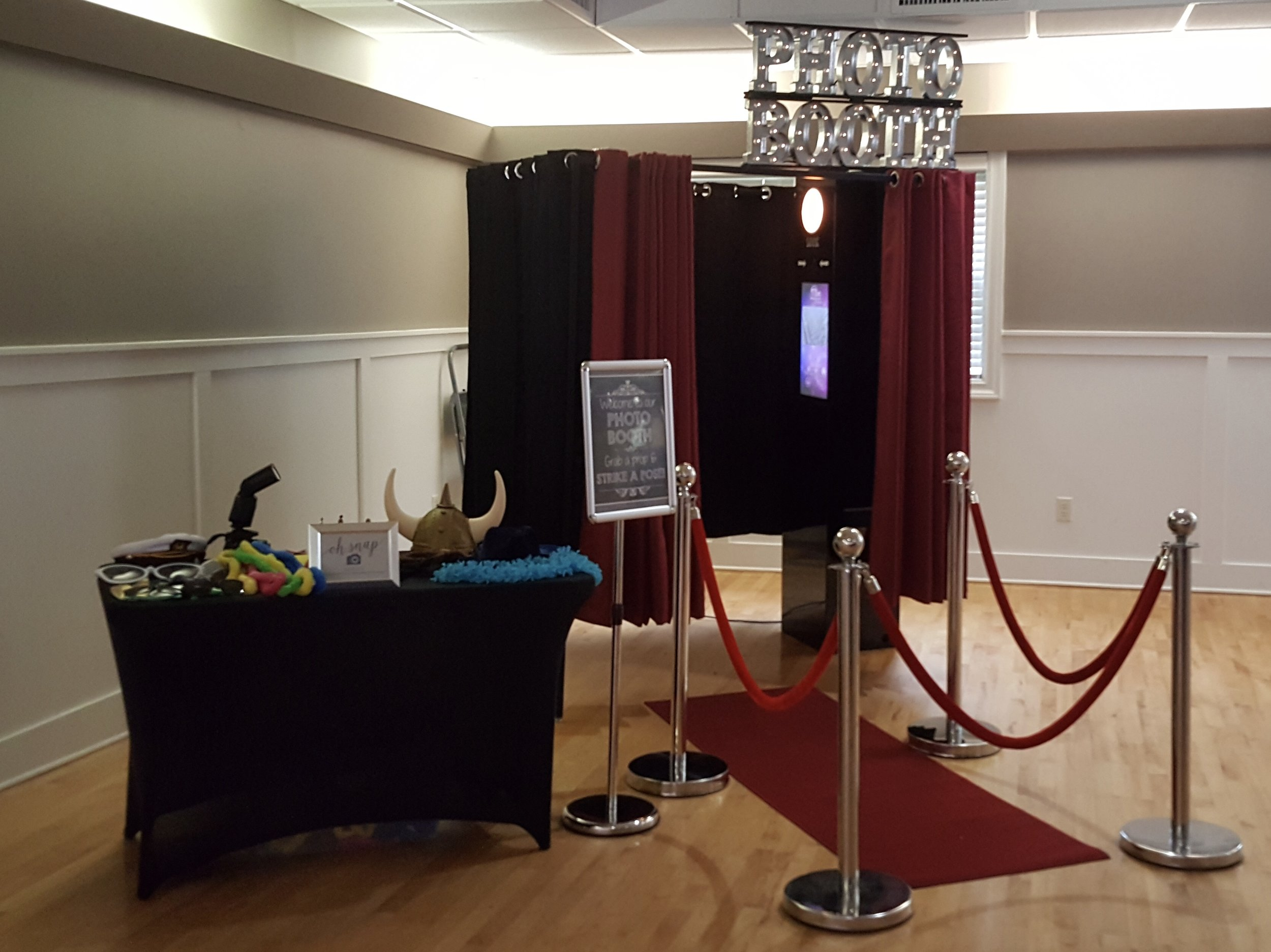 Photo Booth - A photo booth can add a touch of class and a lot of fun to your wedding! Find out why so many couples choose our booth for their special day!Save $100 when you add our Photo Booth to any of our packages!CLICK HERE TO CHECK OUT OUR PHOTO BOOTH RATES