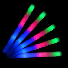 LED Foam Sticks - LED Foam Sticks have a way with getting people to let loose and have fun! The perfect add-on for an energetic dance floor.
