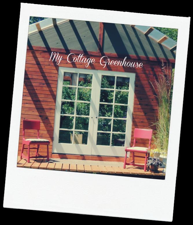 DIY cottage greenhouse design