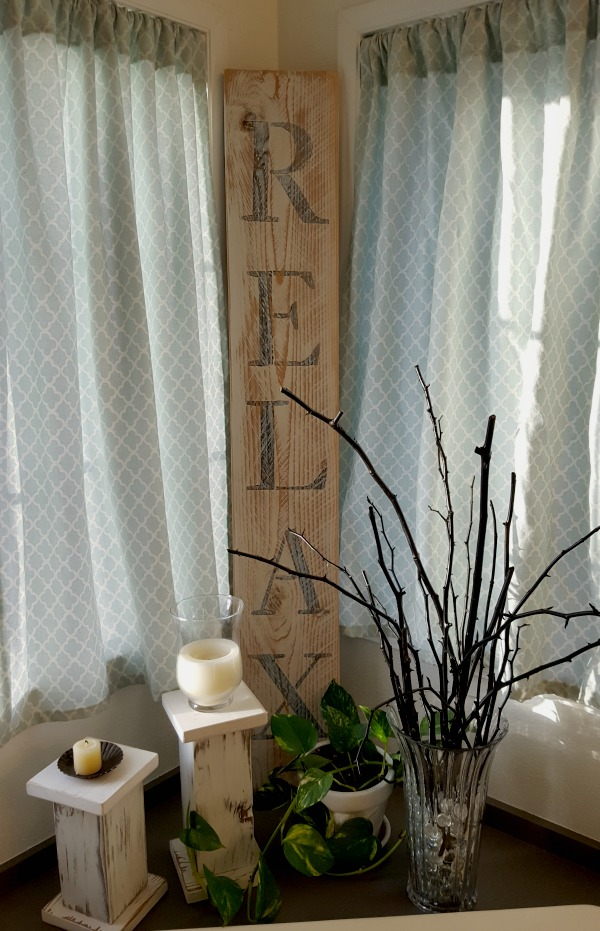 DIY farm style home decor