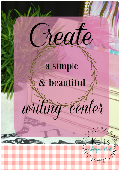 See how this blogger used her writing materials to also decorate her space.png