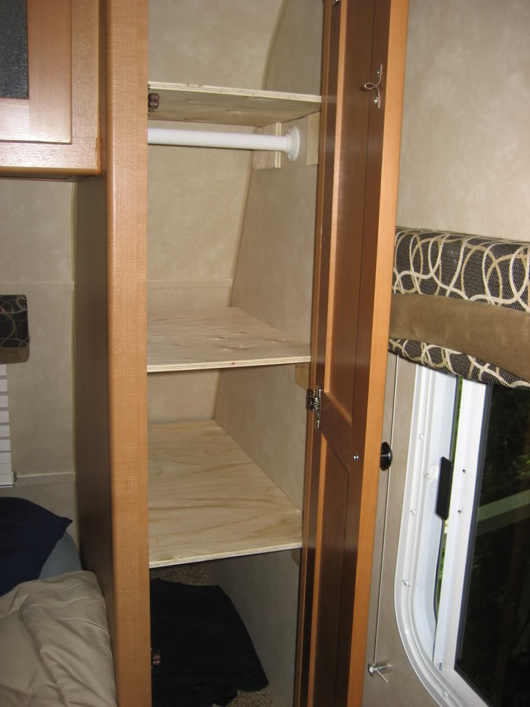 Picture of: 23 Thrifty Rv Storage And Organization Ideas K S Olympic Nest