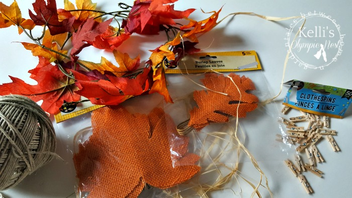 fall leaf garland dollar tree materials.jpg