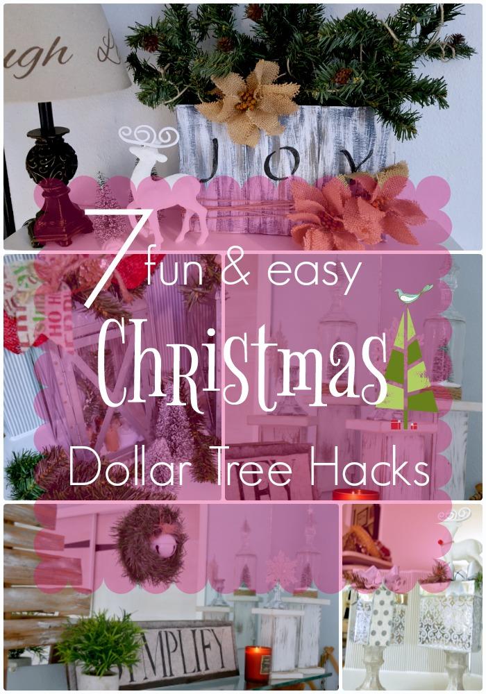 rustic diy Christmas decor from Dollar Tree items.jpg