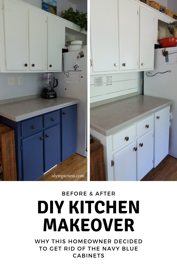 before and after kitchen cabinet makeover  #kitchenmakeover #coastalfarmhousekitchen #diy (1).png
