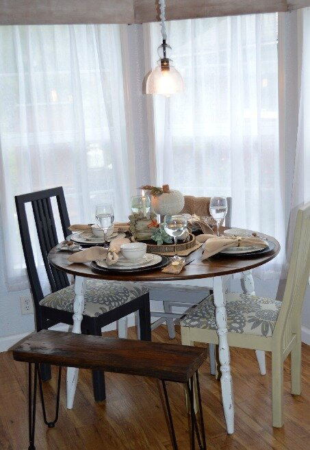 Rustic Diy Thanksgiving tablescape for four.jpg