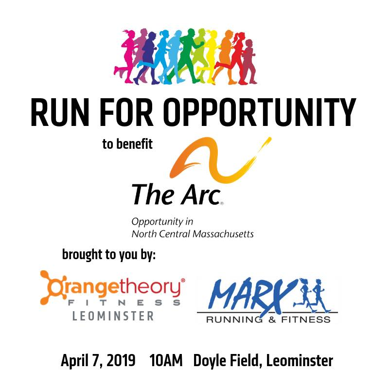run for opportunity