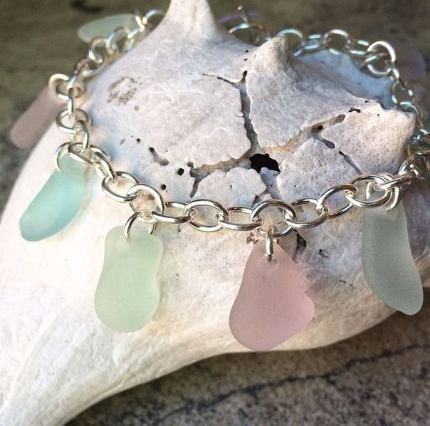 HOUSE OF Z. SEA GLASS JEWELRY