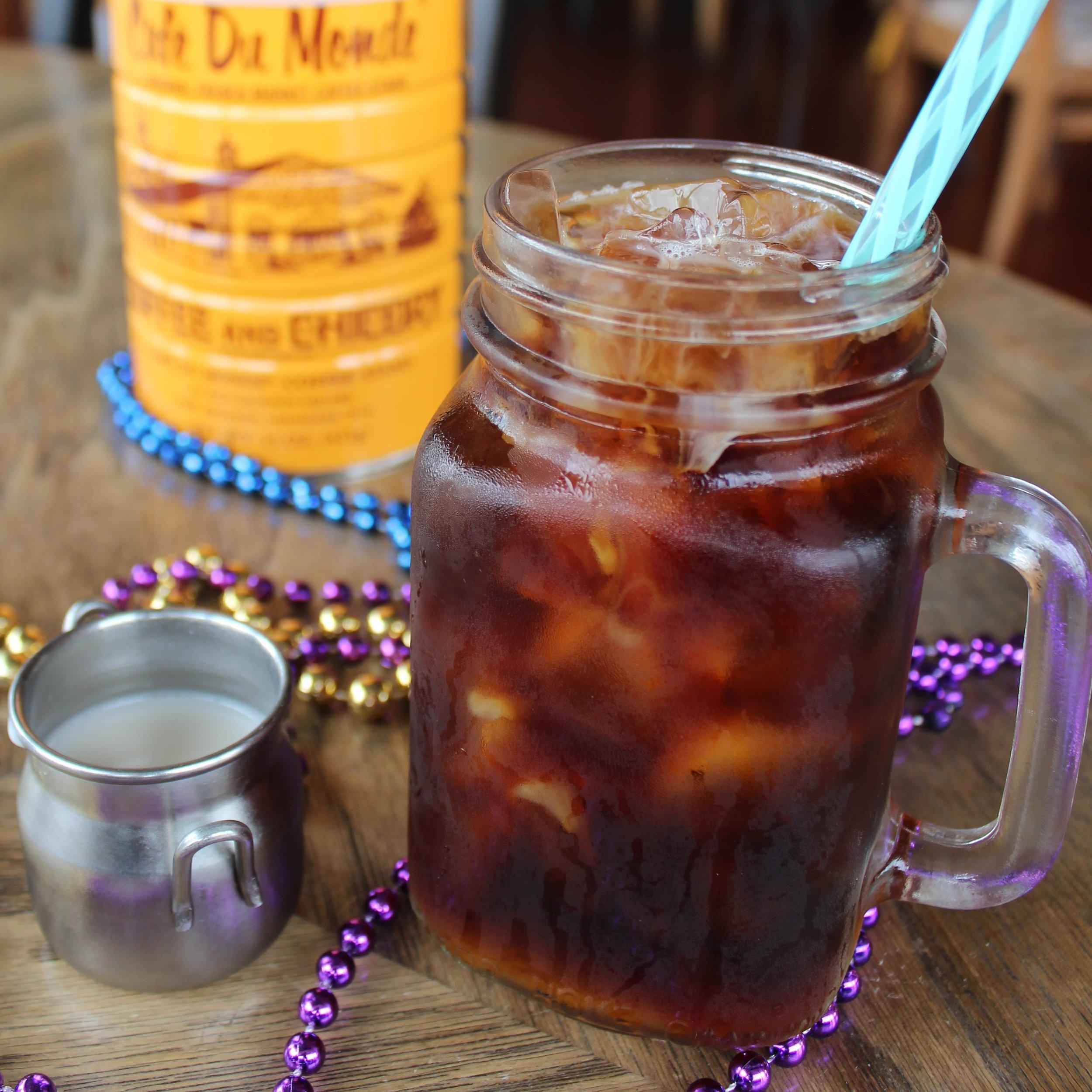 Iced Chicory Coffee