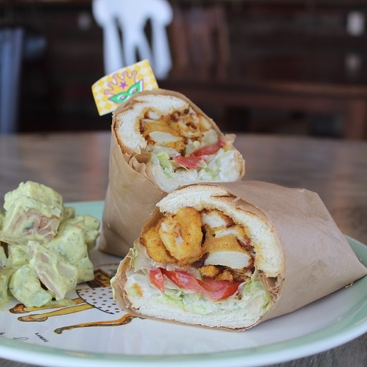 New Orleans Poboy