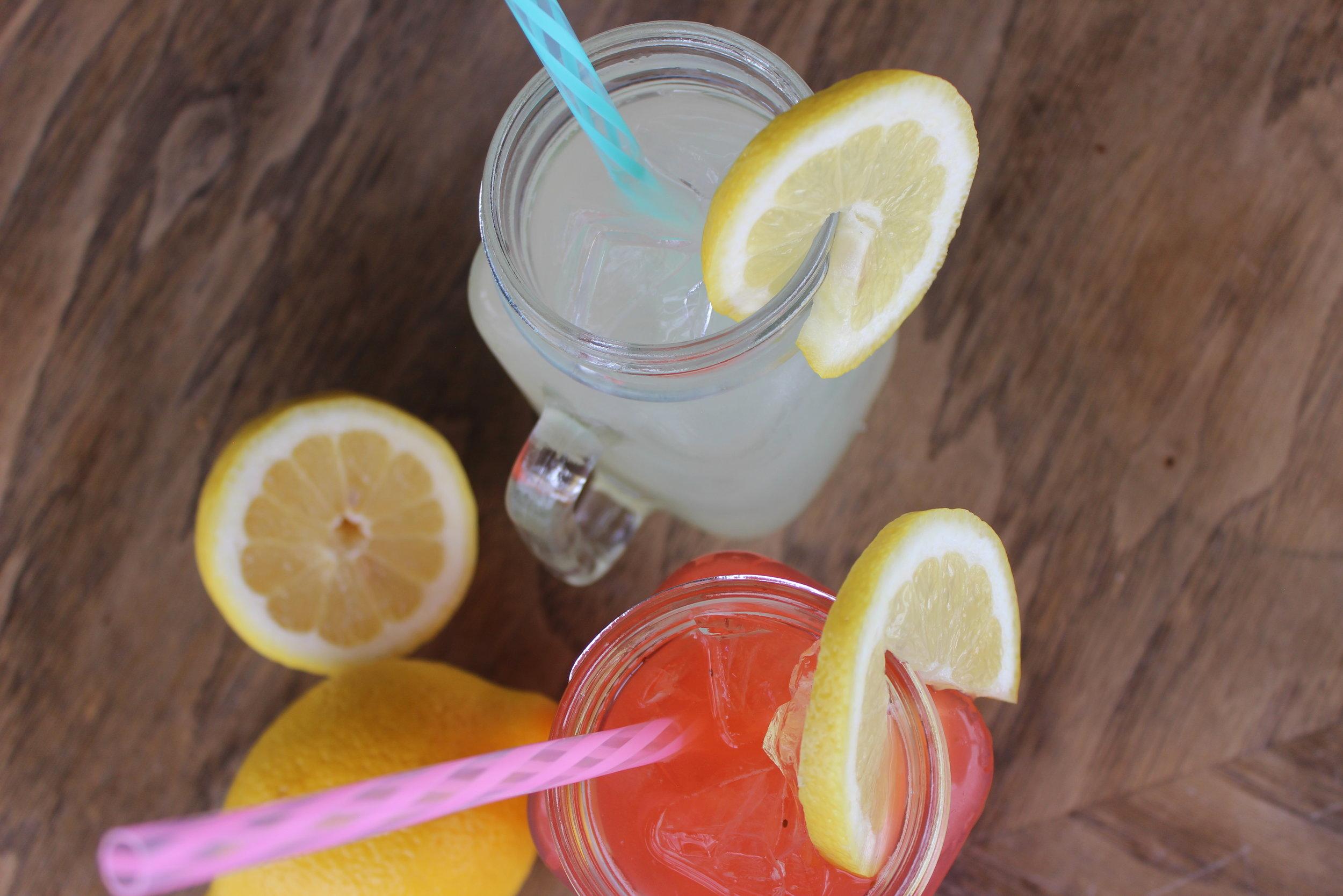 Homemade Lemonades
