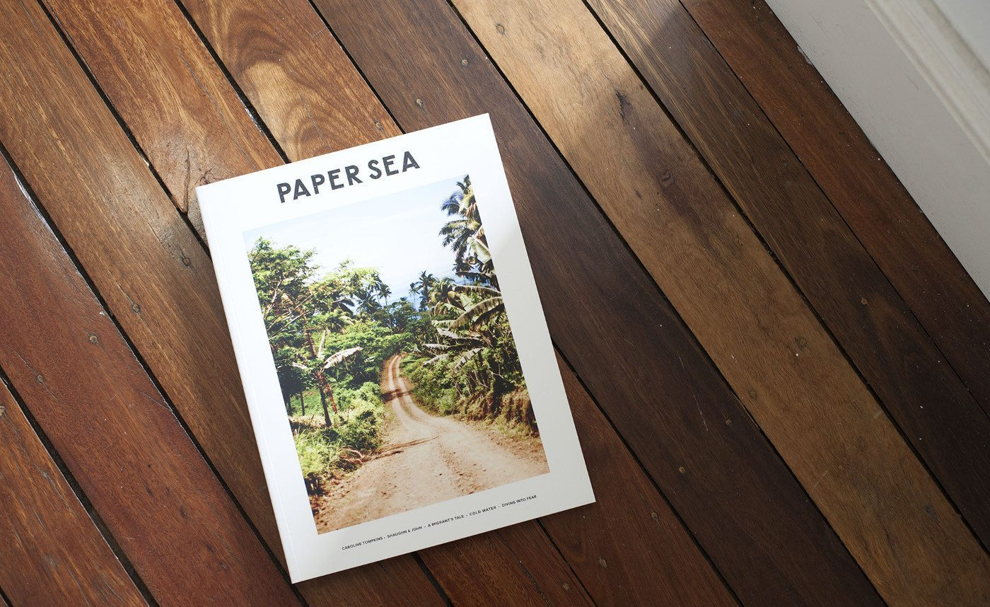 Paper Sea - Paper Sea was a Melbourne-based independent magazine exploring the intersection of surf, art and travel. Here, I wrote feature articles, interviewed local and international artists and subedited content. [R.I.P. PSQ 2011 – 2017].