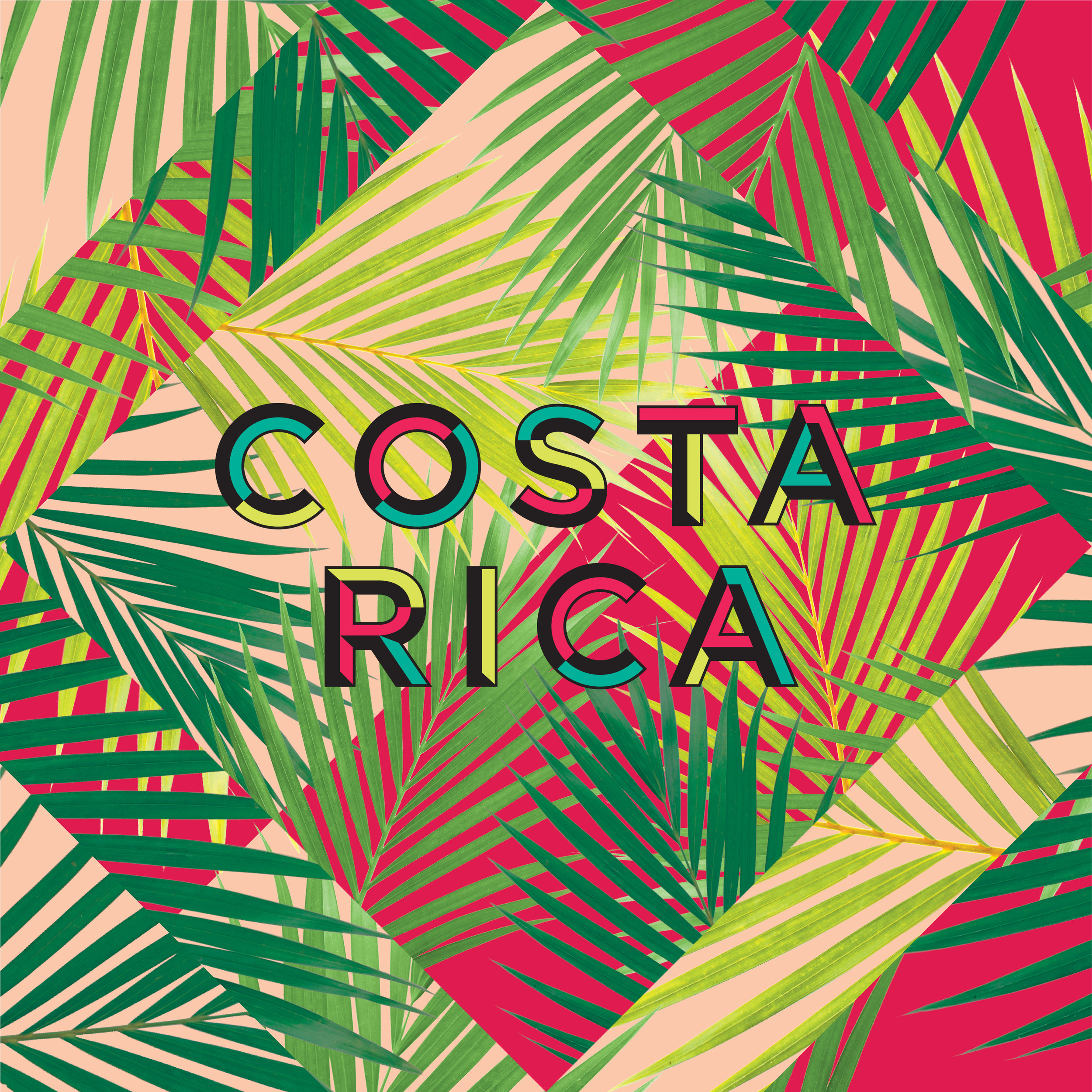 Costa Rica Logotype