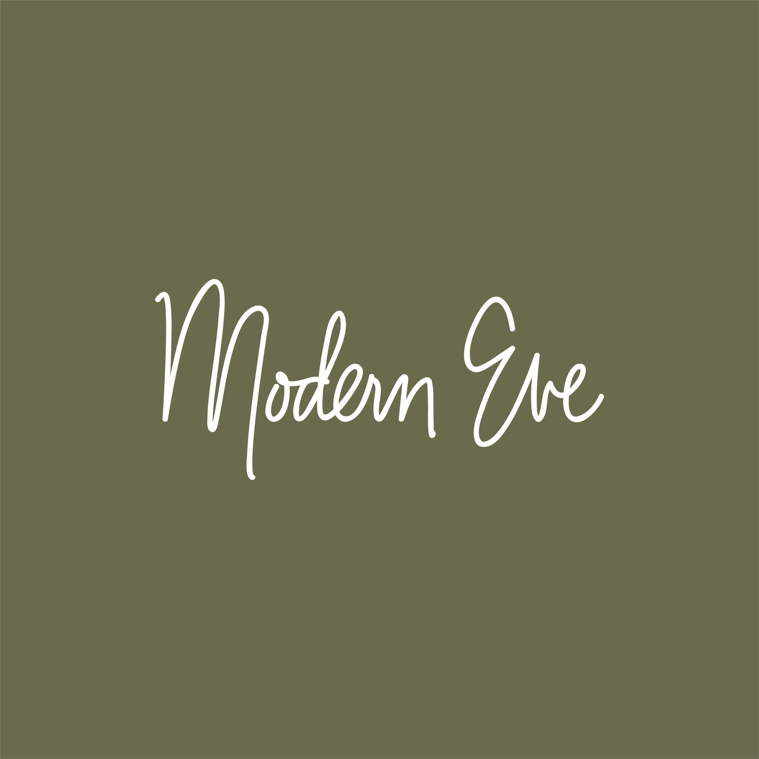 Modern Eve Logotype