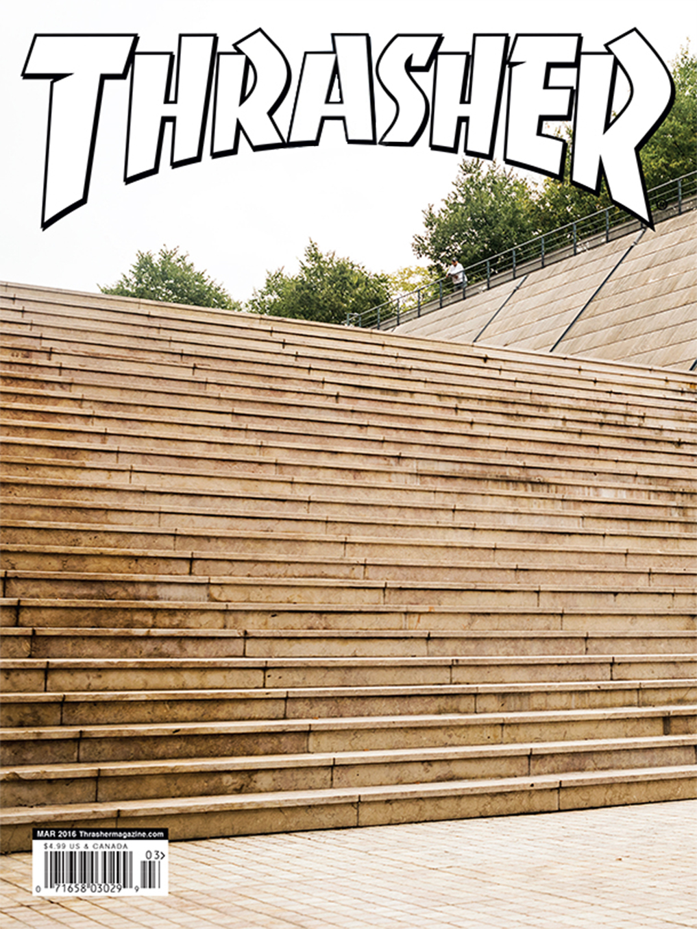 Lonely Thrasher Series (2016)