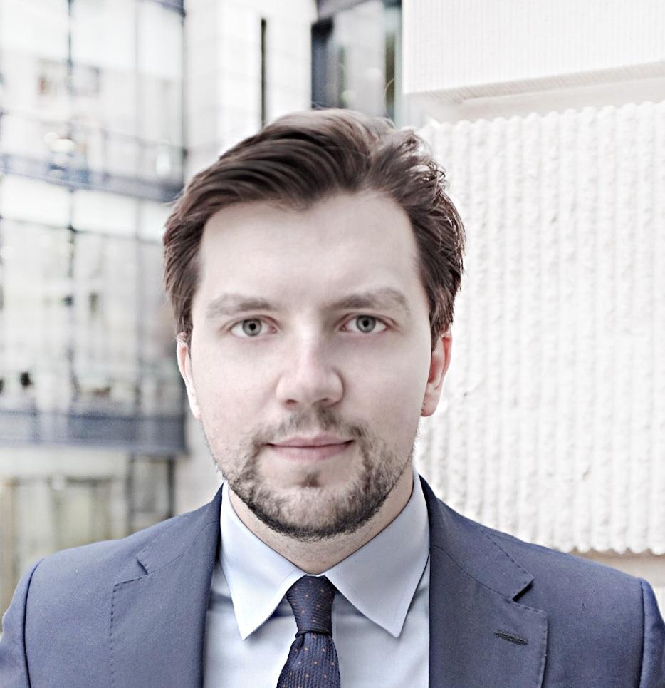 Dr. Tadas Jucikas # CEO & Co-Founder