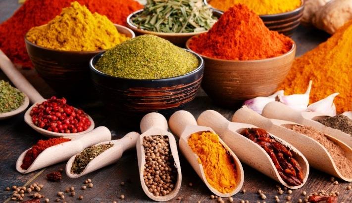 Vibrant herbs lend themselves to the colourful Festive Season.