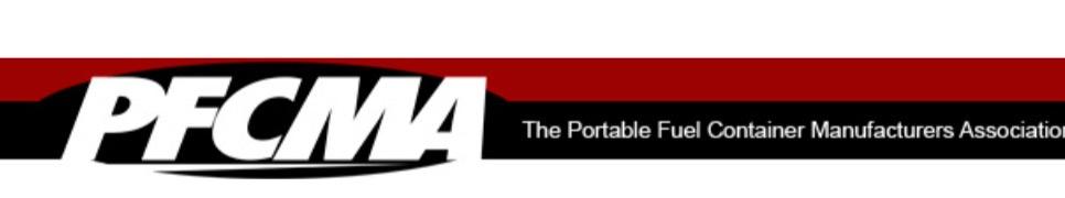 Portable Fuel Container Manufacturers Association