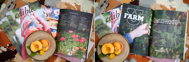 edible alaska's summer 2017 issue