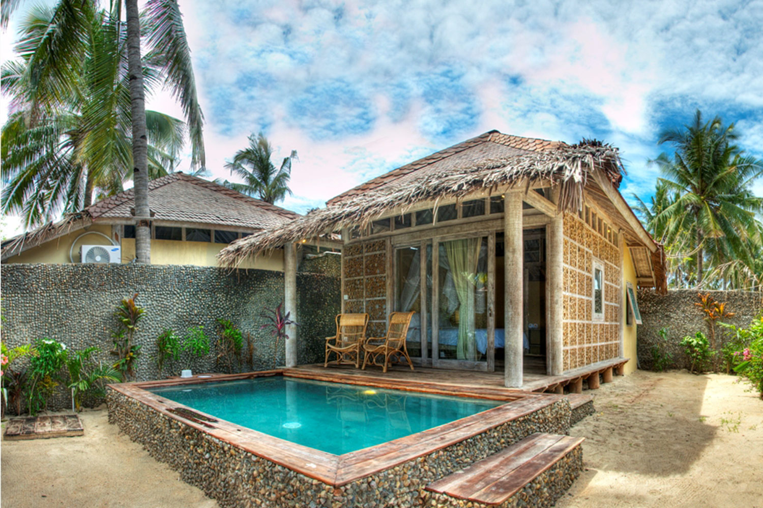 luxury Villa hotel in Gili