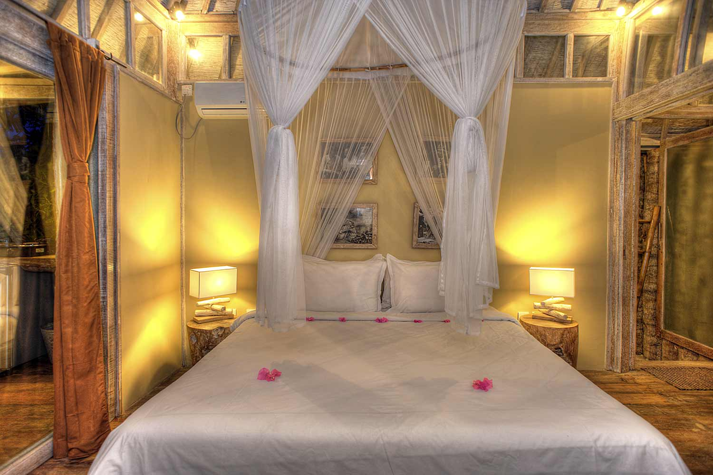 King size bedrooms villas Ottalia