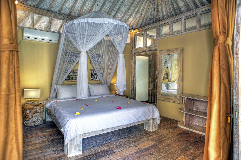 Bedroom hotel Villa Ottalia