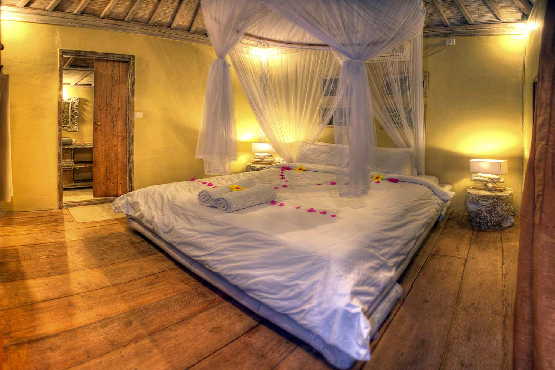 Room Villa deluxe 2 bedrooms Gili Trawangan