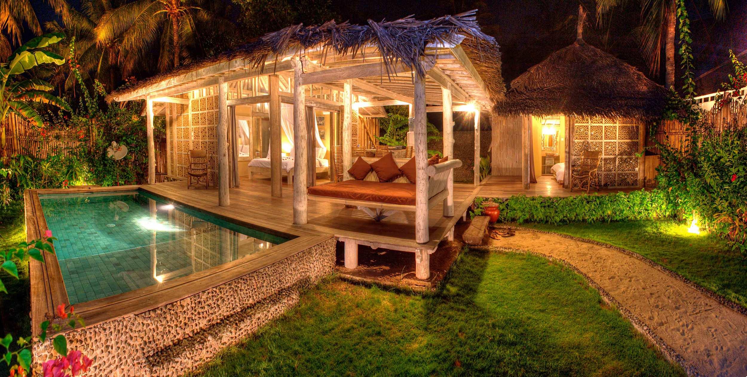 Villa deluxe 2 bedrooms by night