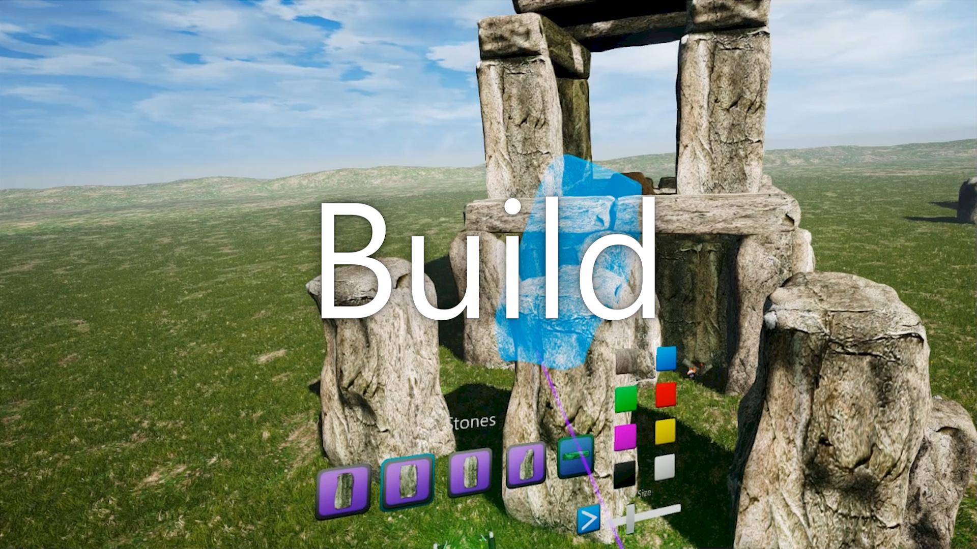 Stonehenge VR SANDBOX_SS_Build.jpg