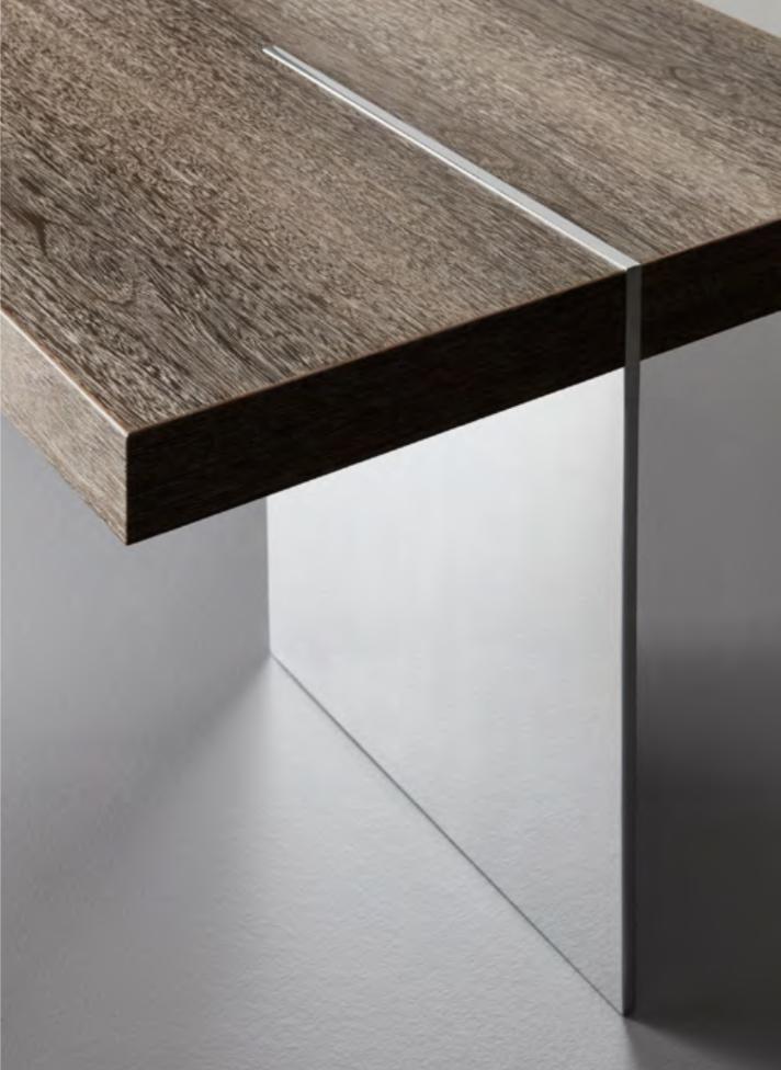 Bau Table (detail)