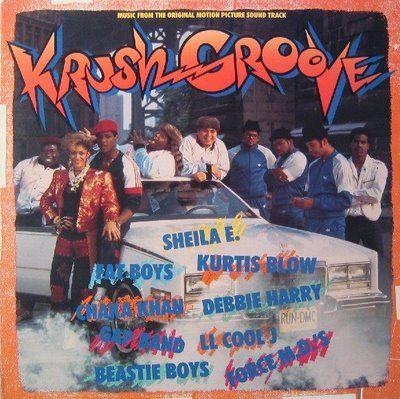 Def Jam Artists - Krush Groove Soundtrack ('85)