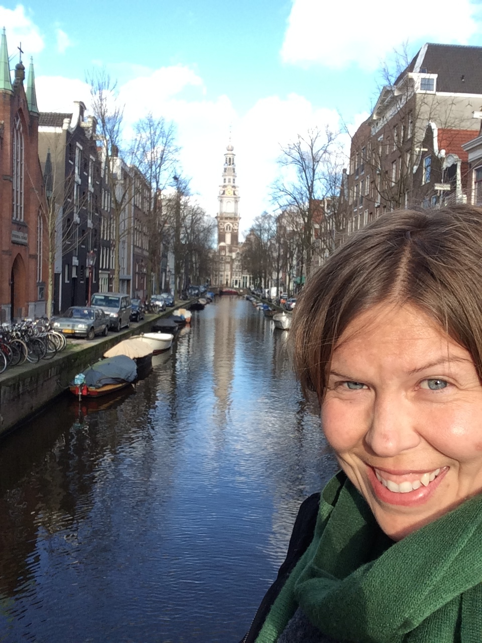 Amsterdam and I - A love story